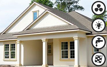 4-Point Home Inspections from Solid Foundation Home Inspections
