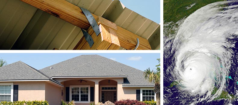 Get a wind mitigation home inspection from Solid Foundation Home Inspections
